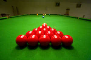 Revised Snooker Fixtures for July – August 2010 1