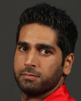 Zubin Surkari Parsi Cricketer in Canada Team of World Cup 2011 1