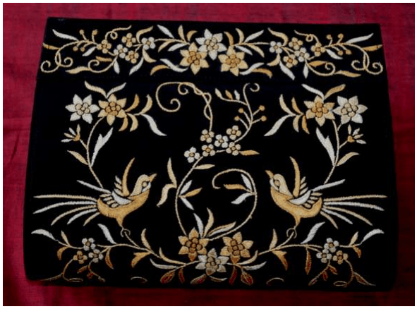 Authentic Parsi embroidery items